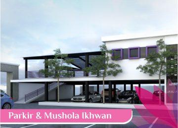 Area Parkir & Mushola Ikhwan